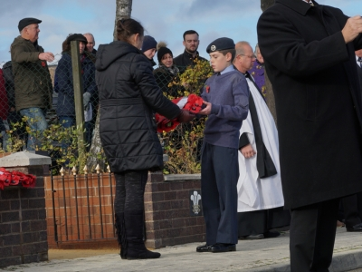 Buckley Remembrance Parade - 180