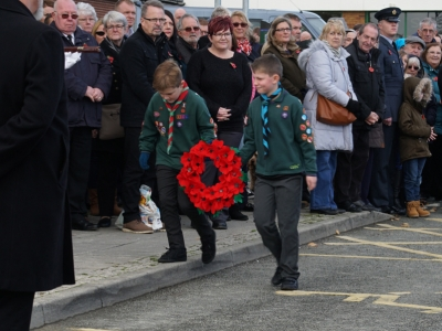 Buckley Remembrance Parade - 186
