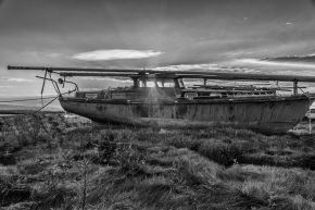 Boat on the Marsh