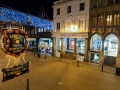 Chester at night