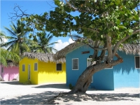 Caribbean Beach Huts_Peter Armstrong_12 points