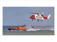 Lifeboat and coastguard training_Steve Anders_20 points