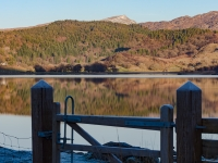 Gate to Llyn Dinas_Pete Williams_(015.0)_
